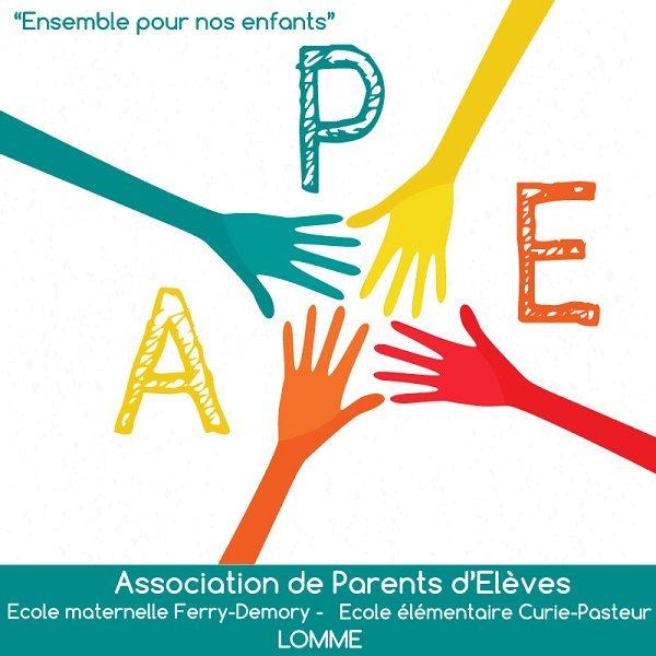 Nouveau logo et site de l'APE