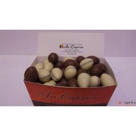 Vente de chocolats pour Pâques