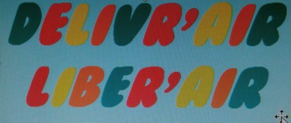 "REUNION D'INFORMATION ""DELIVR'AIR LIBER'AIR"""