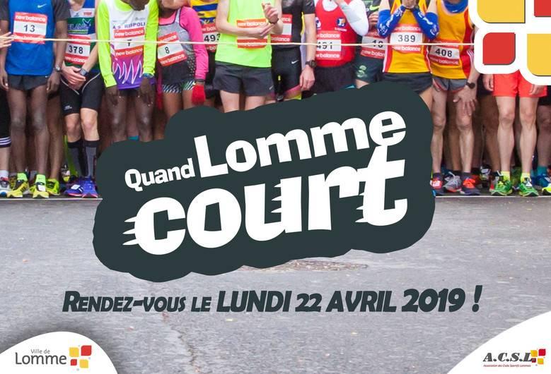 Inscription Quand Lomme Court 2019