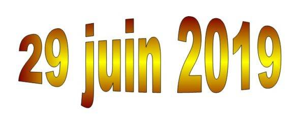 Fête des écoles le samedi 29 juin 2019