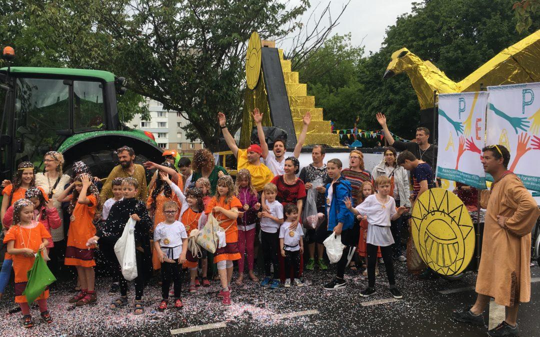 Carnaval de Lomme : Clap de fin !!