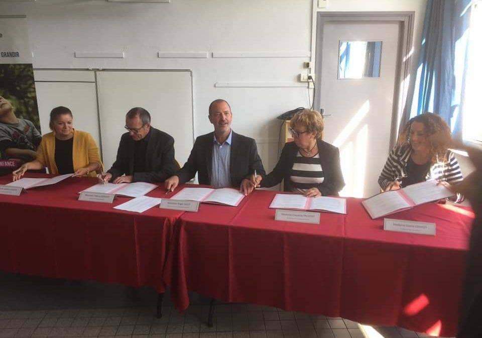 Signature convention IME